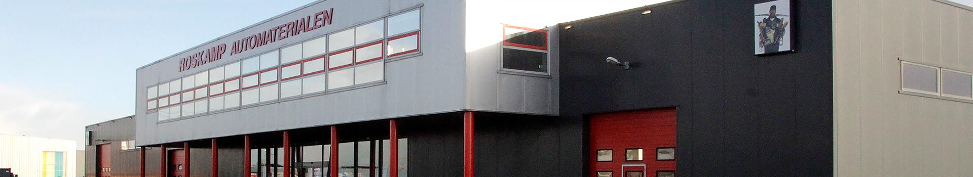 Roskamp Automaterialen Pand Stadskanaal
